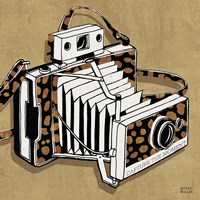 Analog Jungle Camera by Michael Mullan - various sizes