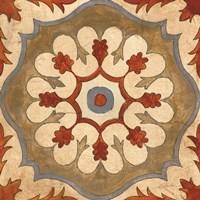 Andalucia Tiles C Color Fine Art Print