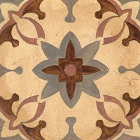 Andalucia Tiles D Color Fine Art Print