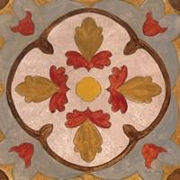 Andalucia Tiles F Color Fine Art Print
