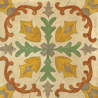 Andalucia Tiles I Color by Silvia Vassileva - various sizes