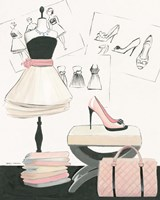 Dress Fitting I Fine Art Print