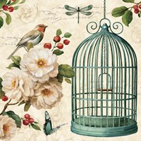 Free as a Bird I by Lisa Audit - various sizes