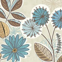 Funky Flowers V by Pela Studio - various sizes