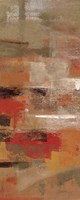 """16"""" x 40"""" Abstract"""