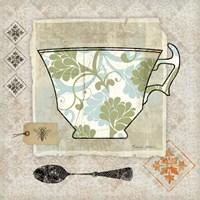 "12"" x 12"" Tea Art"