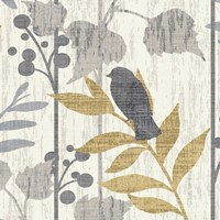 Garden Leaves Square VI by Wild Apple Portfolio - various sizes