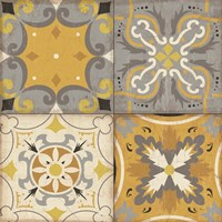 Gray Glow Square 4 Up by Pela Studio - various sizes