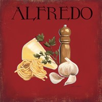 Italian Cuisine III Fine Art Print