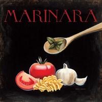 Italian Cuisine IV Fine Art Print