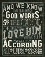 Holy Words I by Pela Studio - various sizes