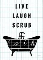 Letterform Tub