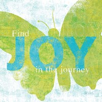 Letterpress Joy by Sue Schlabach - various sizes