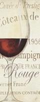Les Rouge by Daphne Brissonnet - various sizes