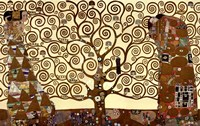 Tree of Life, c.1909 Fine Art Print