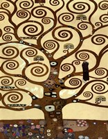 Tree of Life (detail), 1909 by Gustav Klimt, 1909 - various sizes