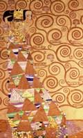 Expectation by Gustav Klimt - various sizes