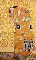 Fulfilment by Gustav Klimt - various sizes