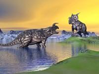 Einiosaurus Dinosaur