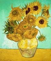 """17"""" x 20"""" Van Gogh Florals"""
