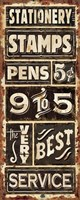 Nine to Five I by Pela Studio - various sizes