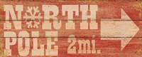 North Pole by Daphne Brissonnet - various sizes