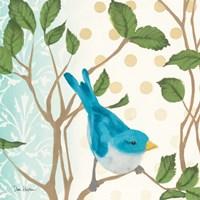 Summer Bird I Fine Art Print