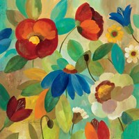 Summer Floral I by Silvia Vassileva - various sizes