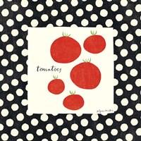 Simple Tomatoes SP Fine Art Print