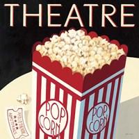 Theatre Fine Art Print