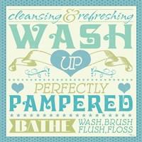 Wash Up VI by Pela Studio - various sizes