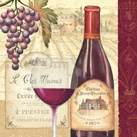 Wine Tradition II by Daphne Brissonnet - various sizes