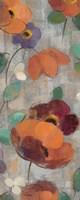 Urban Floral Panel II by Silvia Vassileva - various sizes