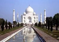 The Taj Mahal, Agra, India by Bill Bachmann - various sizes