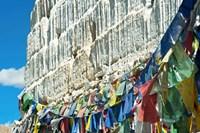 Prayer Flags, Leh, Ladakh, India Fine Art Print