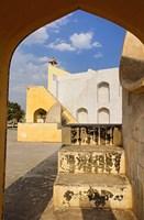 The Jantar Mantar, Jaipur, India by Adam Jones - various sizes