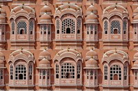Palace of the Winds, Jaipur, India Fine Art Print