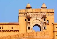 Historic Amber Fort, Jaipur, India by Adam Jones - various sizes