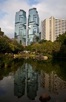 Lippo Office Towers, Hong Kong, China by Julie Eggers - various sizes