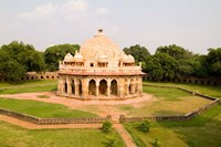 Peaceful Park, Isa Khan Tomb Burial Sites, New Delhi, India by Bill Bachmann - various sizes