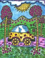 A Sunday Drive Fine Art Print