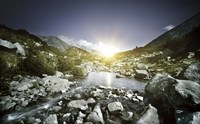Small river, Pirin National Park, Bulgaria by Evgeny Kuklev - various sizes - $47.99