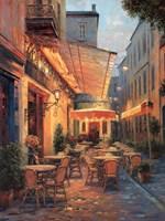Café Van Gogh 2008, Arles France Fine Art Print