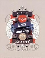 "The Beauty by Kavan & Company - 11"" x 14"""