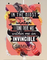 """The Invincible Summer by Kavan & Company - 11"""" x 14"""""""