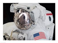 Astronaut on STS-124 Mission - various sizes, FulcrumGallery.com brand