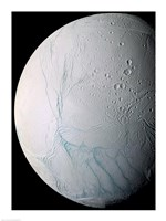 The South Pole of Saturn's Moon Enceladus - various sizes