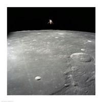 The Apollo 12 lunar module Intrepid - various sizes