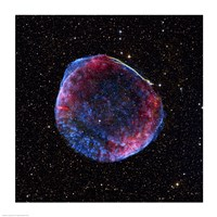Supernova Remnant - various sizes