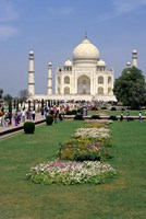 Taj Mahal in Agra, India Fine Art Print